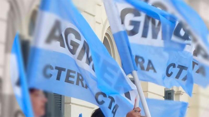 El Congreso de Agmer definió ir al paro este viernes y el próximo miércoles