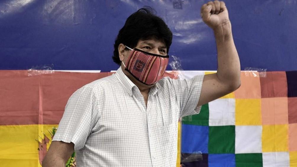 Evo Morales celebró la devolución del crédito al FMI