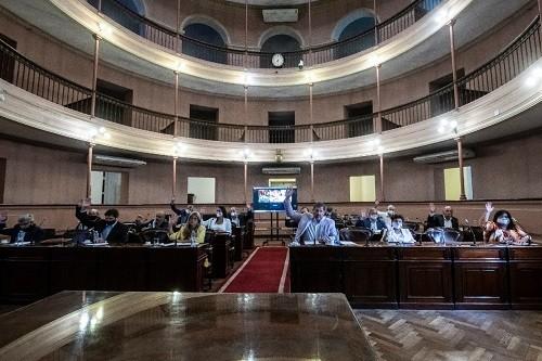 El Senado entrerriano dio media sanción a la ley que instaura