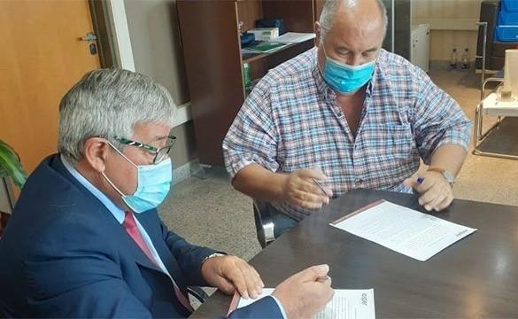 Iosper y Femer firmaron el acta acuerdo y se restituye la atención a los afiliados de la Obra Social