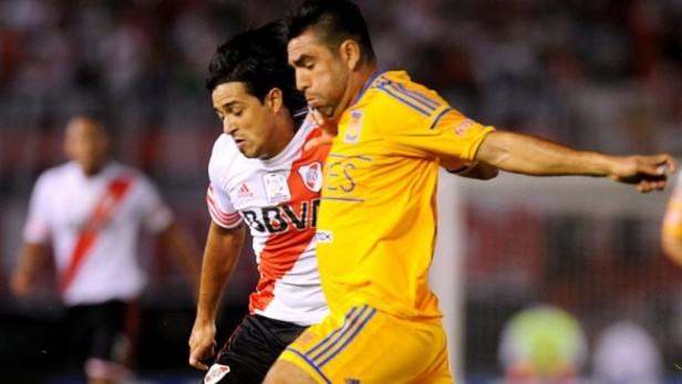 River sigue desperdiciando chances en la Libertadores y empató con Tigres 1 a 1