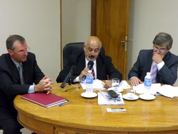 El discurso completo de Felipe Torres ante el Concejo Deliberante