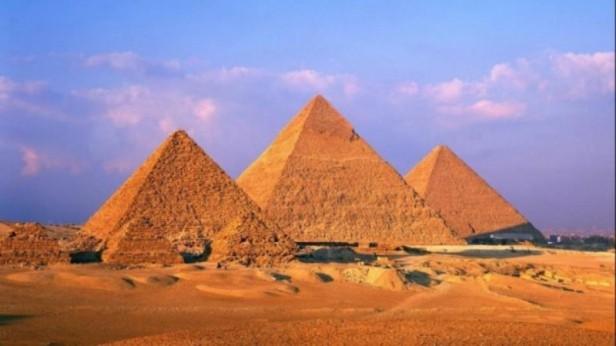 Así se construyeron las pirámides de Egipto