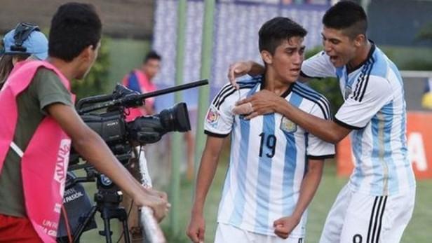 Sudamericano Sub 17: Argentina derrotó a Chile y aseguró su clasificación al Hexagonal Final