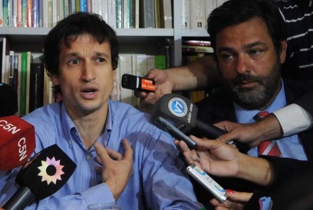 La revelación de Lagomarsino: Asegura que Nisman se quedaba con la mitad de su sueldo