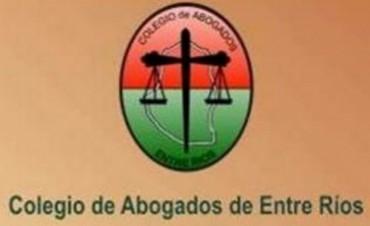 Este 13 de marzo se elige autoridades provinciales del Colegio de Abogados y el 27 serán las locales