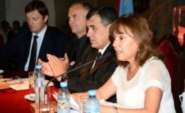 Osuna tras el balance anual sugirió que irá en busca de la reelección en Paraná