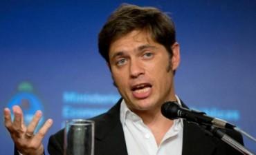 Kicillof desestimó ajuste en el piso del Impuesto a las Ganancias
