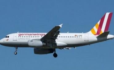 Cayó un avión en Francia con 148 personas a bordo: Aseguran que no hay sobrevivientes