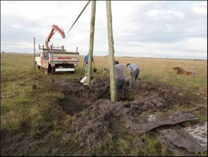 ENERSA interrumpirá temporalmente el servicio eléctrico al este del Departamento Federal