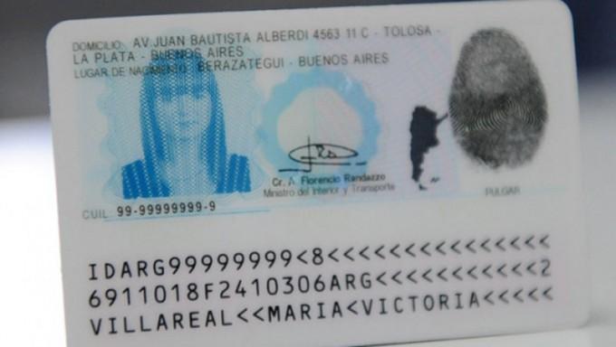 Volvieron a prorrogar plazo para actualizar el Documento Nacional de Identidad