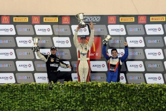 TC2000 : Ciarrocchi cosechó una buena victoria en Concordia