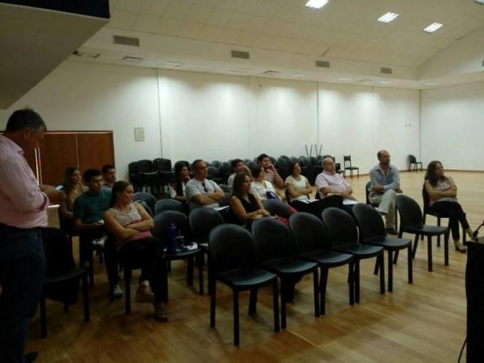 El Municipio participó de una reunión del  Ministerio de Turismo de la provincia