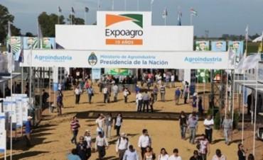 El Intendente municipal participó de la expoagro 2016