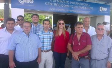 El Municipio participa del 10º Seminario Internacional sobre centros comerciales a cielo abierto