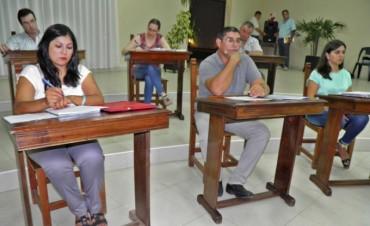 El bloque peronista pidió a la administración Chapino la creación de cooperativas de trabajo
