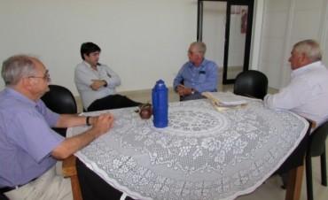 Importante reunión de Fundeturfe con el Ministro de Turismo Adrian Fuertes