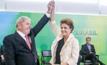 Anulan la cautelar contra Lula y ahora asume como jefe de Gabinete