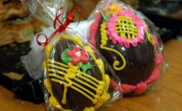 Por qué se regalan huevos de chocolate el domingo de Pascua