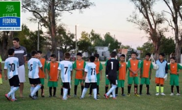 Se reanudan las actividades del torneo infanto- juvenil