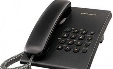 Aumentarán un 185% el abono para la telefonía fija