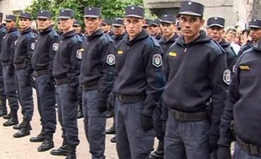 Policías recibirán un aumento del 18% en abril