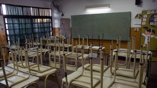 En Entre Ríos habrá una semana de paro docente