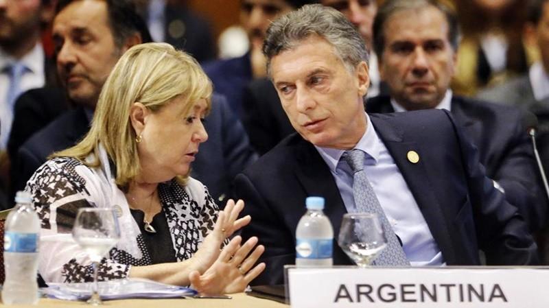 Presunta compra millonaria de armas a USA: Piden interpelar a Malcorra y Martínez