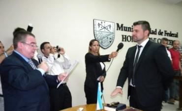 EL PRESIDENTE MUNICIPAL DEJARÁ INAUGURADO UN NUEVO PERÍODO DE SESIONES DEL HONORABLE CONCEJO DELIBERANTE