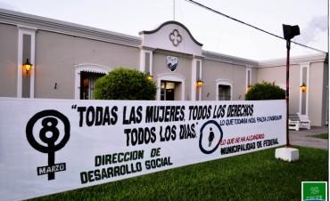 EL MUNICIPIO CONMEMORA EL DÍA INTERNACIONAL DE LA MUJER CON DISTINTAS ACTIVIDADES