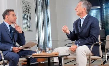 Macri cuestionó la huelga docente y afirmó que buscan desestabilizarlo