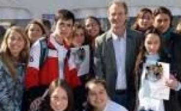 Se lanza una nueva edición del programa Crecer en localidades entrerrianas