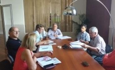 Evaluaron la marcha de obras y nuevos proyectos para localidades del departamento Gualeguaychú