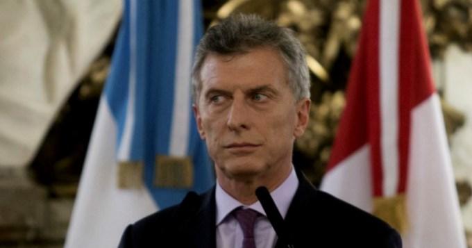 Otro blooper de Macri provocó furia y burlas en redes sociales