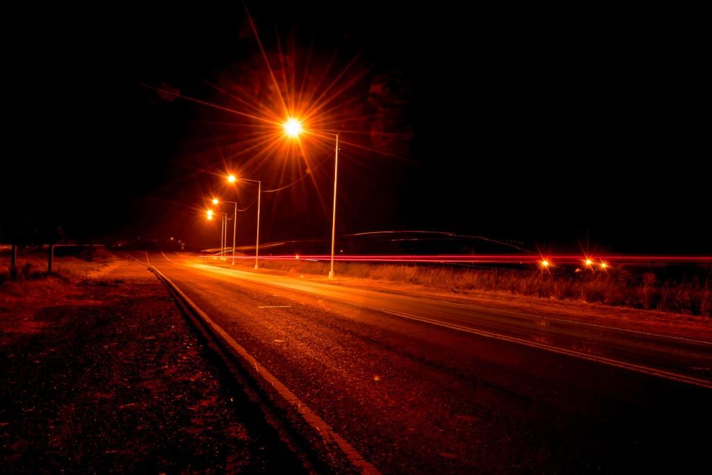 Iluminarán la intersección del acceso a Arroyo Burgos con la ruta 127