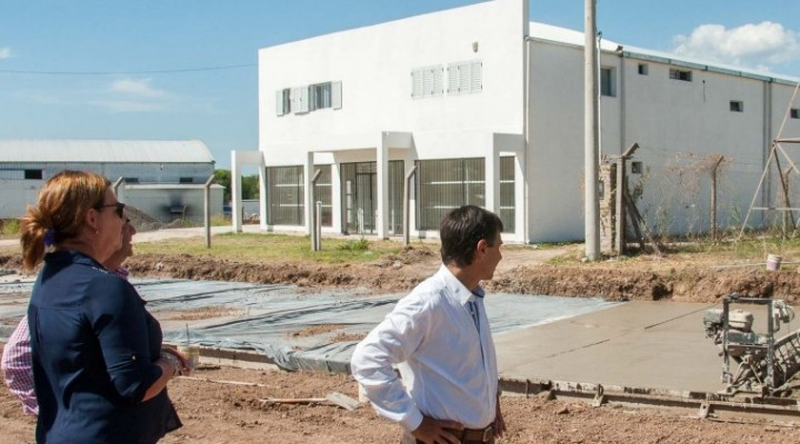 Los trabajos en la doble vía entre Oro Verde y Paraná tienen un avance de más del 40 por ciento