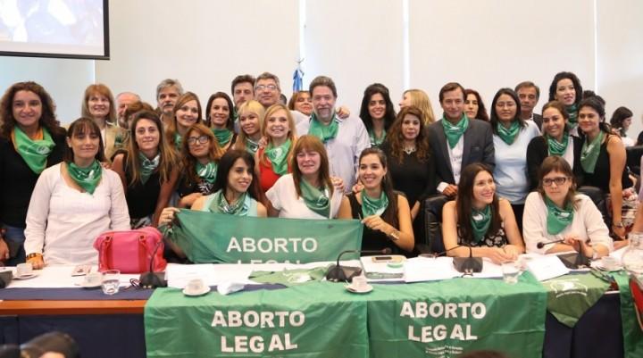 Presentaron el proyecto que establece la despenalización del aborto