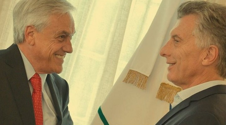 Macri viaja a Chile para participar de la asunción del presidente electo Sebastián Piñera