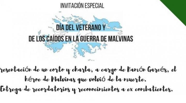 36º ANIVERSARIO DE LA GESTA DE MALVINAS