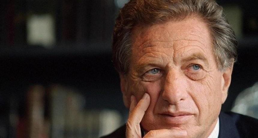 A los 88 años falleció Franco Macri, el padre del Presidente