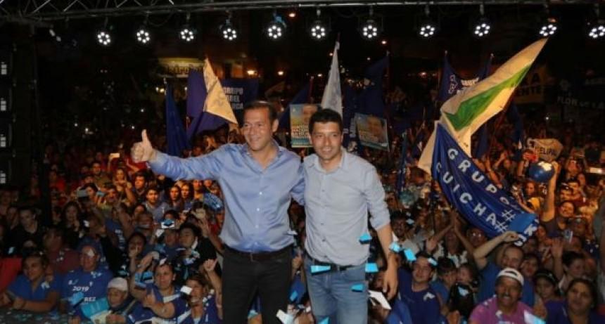 Omar Gutiérrez, el gobernador que apostó a la otra grieta para lograr su reelección