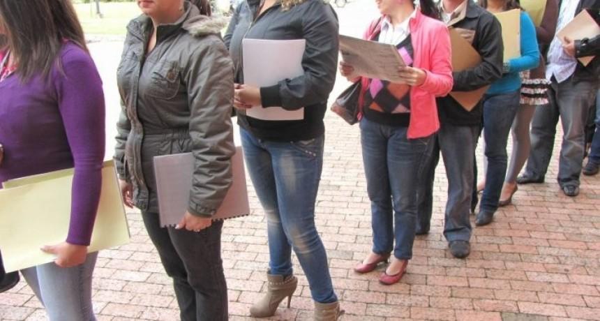 El desempleo aumentó al 9,1% en el cierre de 2018, según el INDEC