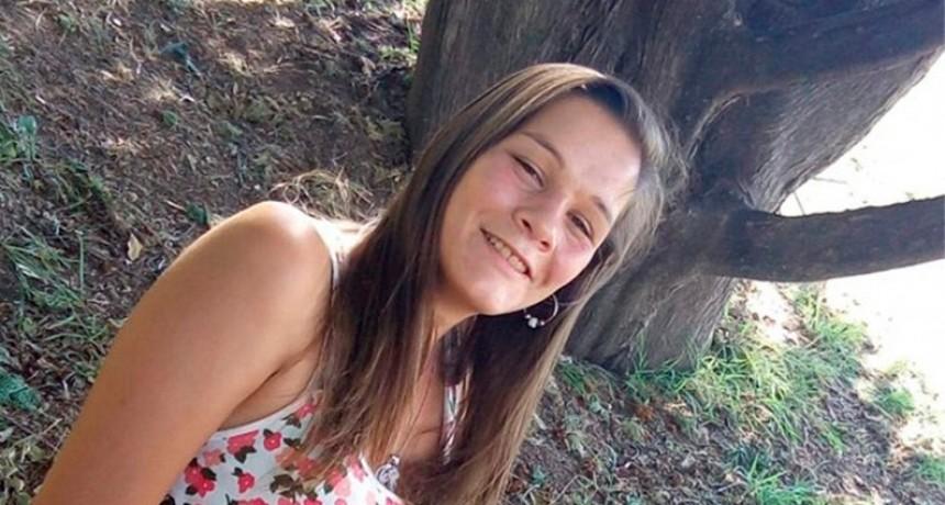 Buscan a Florencia Acevedo