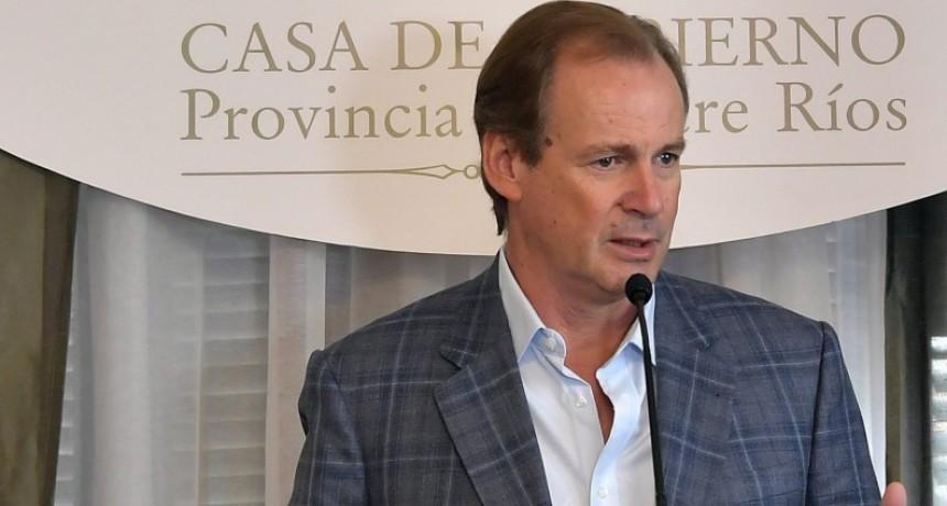 Entre Ríos suspende las clases hasta el 31 de marzo