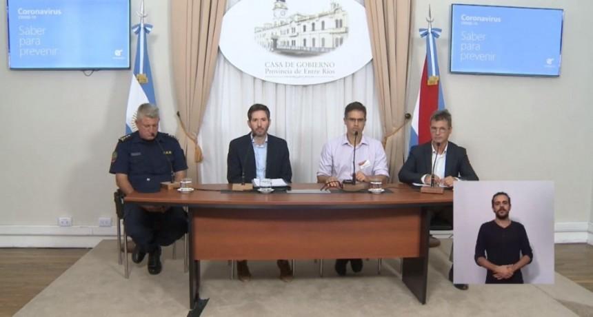 Coronavirus: El Gobierno provincial endurece los controles fronterizos