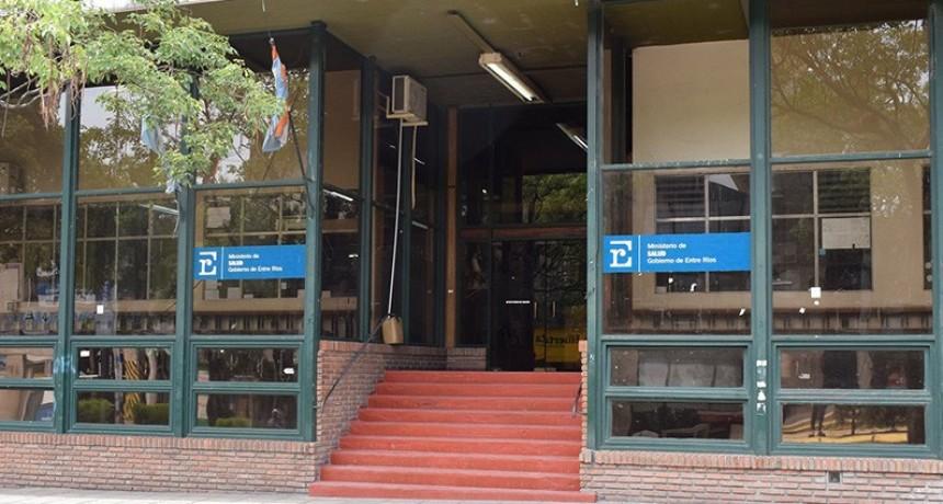 Tres nuevos casos positivos de coronavirus en Entre Ríos: son 13 en la provincia