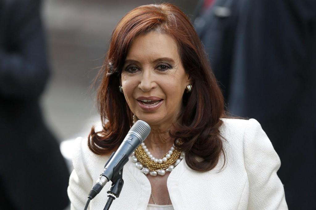 El mensaje de la vicepresidenta por el 8M Cristina Kirchner: