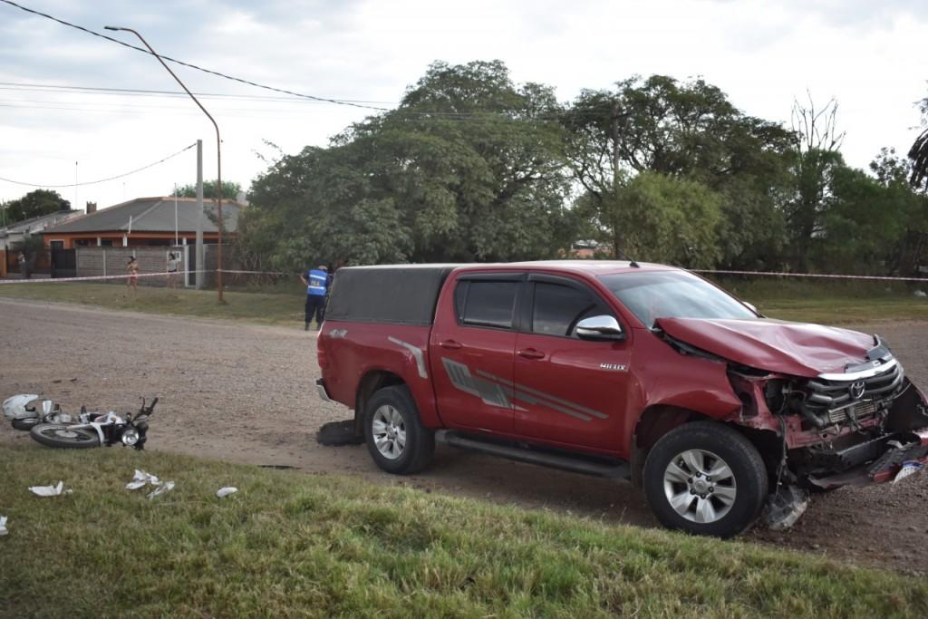 TRAGICO ACCIDENTE DE TRANSITO EN FEDERAL