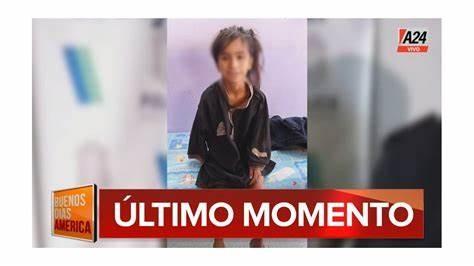 Momento en el que la Policía confirmó que encontraron a Maia Un móvil de C5N tuvo la primicia de la aparición de Maia Yael Beloso. Un policía confirmó que la niña estaba con vida.