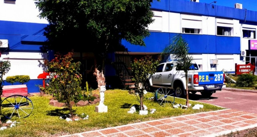 ASCENSOS DE OFICIALES EN LA JEFATURA DE FEDERAL